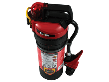 RUSOH Eliminator Fire Extinguisher